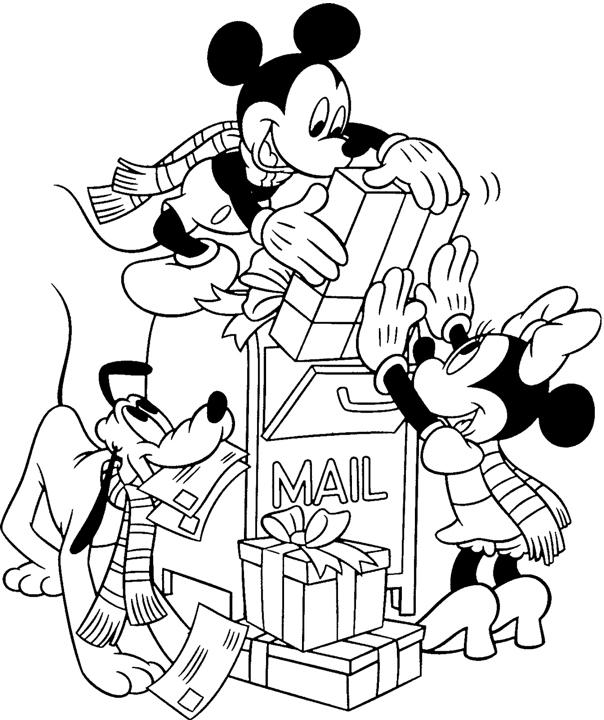 Julebilder tegninger